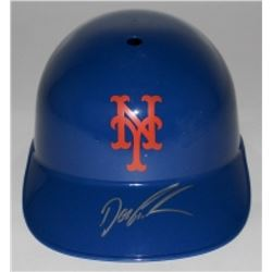"Dwight ""Doc"" Gooden Signed Mets Full-Size Batting Helmet (MAB)"