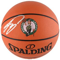 Gordon Hayward Signed Celtics Logo Basketball (Fanatics)