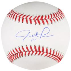 Justin Turner Signed Baseball (MLB  Fanatics)