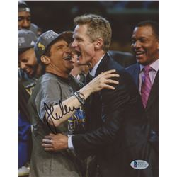 Steve Kerr Signed 8x10 Photo (Beckett COA)