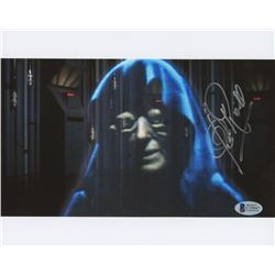 "Clive Revill Signed ""Star Wars: The Empire Strikes Back"" 8x10 Photo (Beckett COA)"