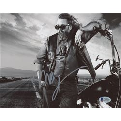 "Mark Boone Junior Signed ""Sons of Anarchy"" 8x10 Photo (Beckett COA)"