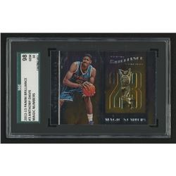 2012-13 Panini Brilliance Magic Numbers #3 Anthony Davis (SGC 10)