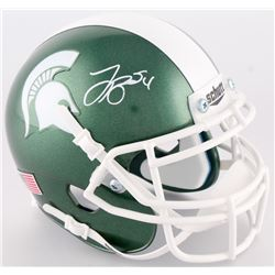 Le'Veon Bell Signed Michigan State Spartans Mini-Helmet (JSA COA)