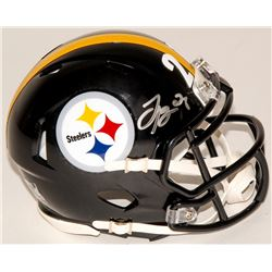 Le'Veon Bell Signed Steelers Mini Speed Helmet (TSE COA)