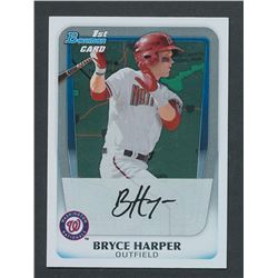 2011 Bowman Prospects International #BP1 Bryce Harper