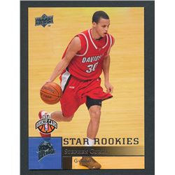 2009-10 Upper Deck #234 Stephen Curry SP RC