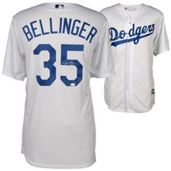 Cody Bellinger Signed Dodgers Authentic Majestic Jersey (MLB  Fanatics)