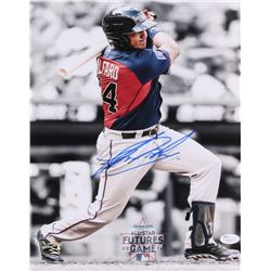 Jorge Alfaro Signed 2014 All-Star Futures Game 11x14 Photo (JSA COA)