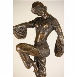 SIGNED  HOT CAST GOODARD GRACEFUL DANCER