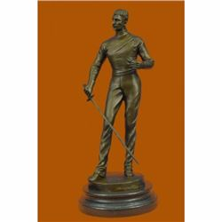Extremely rare erotic Art Deco bronze sculpture of the classics Hot Cast Decor