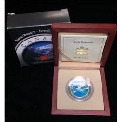 2003 $20 Natural Wonders Rocky Mountains