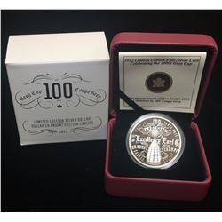 2012 $1 The 100th Grey Cup - Limited Edition