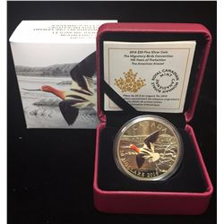 2016 $20 The Migratory Birds Convention 100 Years of Protection The American Avocet
