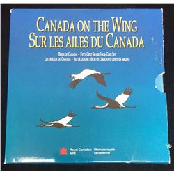 1995 50-Cents Birds of Canada Series