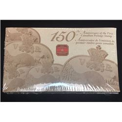 2001 3-Cents 150th Anniversary of Canada's First Postage Stamp (SEALED)