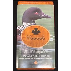 2004 Elusive Loon $1 Limited Edition Stamp & Coin Set