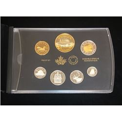 2016 Proof Set 150th Anniversary of the Transatlantic Cable
