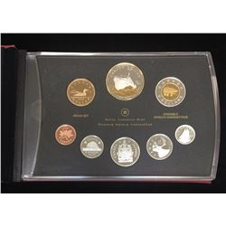 2010 Proof Set 100th Anniversary of the Canadian Navy