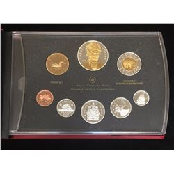 2007 Proof Set Celebrating Thayendanegea 1742-1807