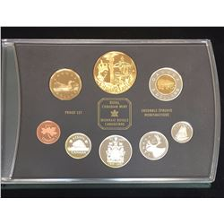 2002 Proof Set Queen Elizabeth II Golden Jubilee