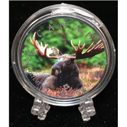 2016 1oz $5 Wildlife - Moose