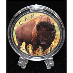 2016 1oz $5 Wildlife - Bison
