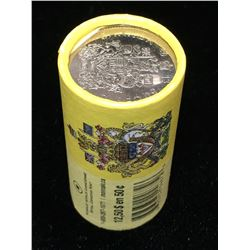 2013 Canada 50-Cents Special Wrap Roll