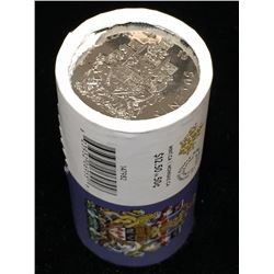 2016 Canada 50-Cents Special Wrap Roll