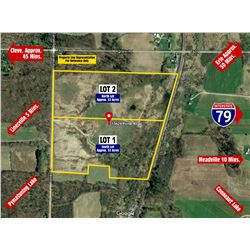 LOT 3 OF 3  /ENTIRE 106 ACRES AS ONE