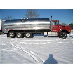 1995 Ford LTL 9000 Truck with 8 Speed