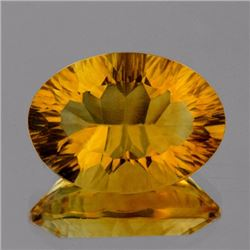 Natural Golden Yellow Fluorite 15.93 Cts