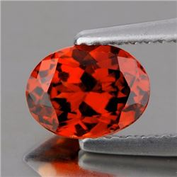 Natural Orange Spessartite Garnet 3.06 cts - VS