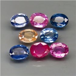 Natural Fancy Color Sapphire Madagascar 3.50 Ct.