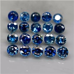 Natural Blue Sapphire 4.40 Ct.