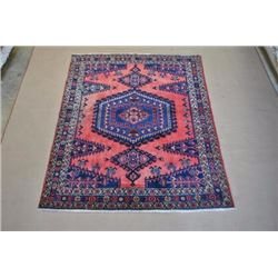 Very Collectible Persian Afshar Rug 3x7