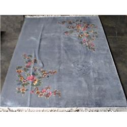 Highly Decorative Contemporary Art Deco Rug