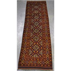 Quality Hand Woven Afghan Runner