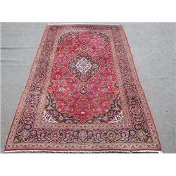 Simply Gorgeous Authentic Persian Kashan 7x12