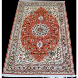 AUTHENTIC RARE DESIGN PERSIAN TABRIZ