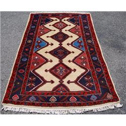 HAND WOVEN UNIQUE DESIGN PERSIAN KOLIYAEE RUG