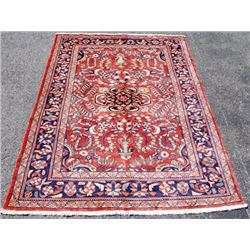 Simply Beautiful Semi Antique Floral Design Persian Lilian