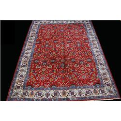 Beautiful Traditional Design Persian Tabriz 7x10