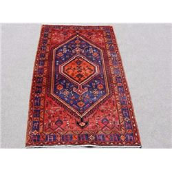 Beautiful Handmade Persian Nahavand Rug 5x9