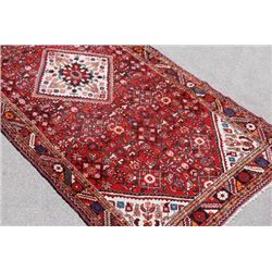 Fine Looking Authentic Persian Hosseinabad Runner