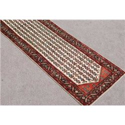 Fine Artistic Hand woven Persian Malayer Runner