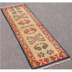 NICE LOOKING HAND MADE TURKISH KONYA RUNNER