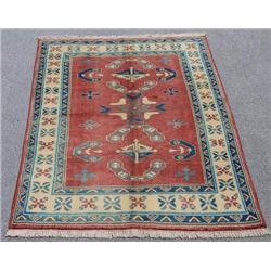 Lovely Nice Colors Hand Made Turkish Konya Rug