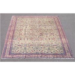 Beautiful Semi Antique All Over Turkish Kaysari Design