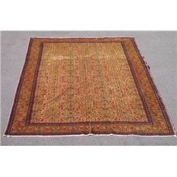 Gorgeous Semi Antique All Over Turkish Kaysari Design